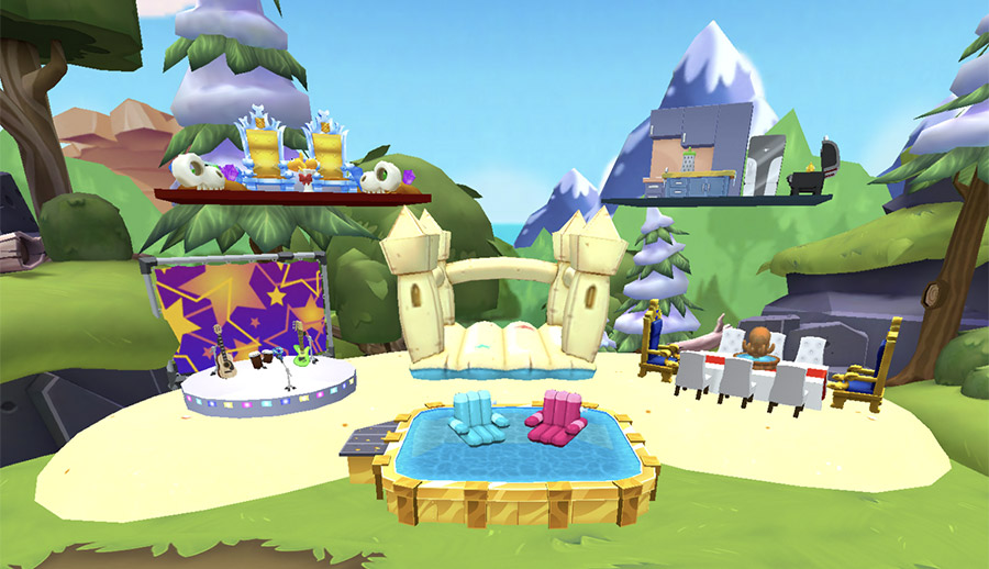 Igloo Challenge: Quirky Kingdom — Spotlight — The Islanders